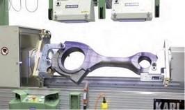 Система МПД для контроля шатунов судовых двигателей